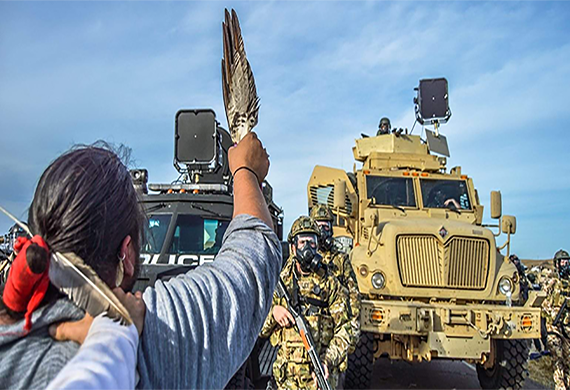 Leaders in Indigenous Law and Policy -- 'Report to UN on Criminalization of Indigenous Human Rights Defenders Resisting DAPL'