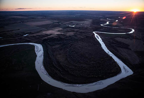 Keystone Pipeline leaks 383,000 gallons of oil into wetlands in second big spill over two years