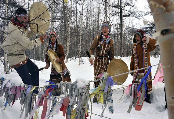 Sami Parliaments, EU Concerned by Russia Shutting Down Indigenous Rights Group