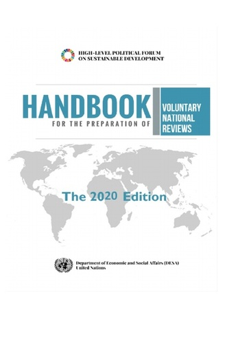 Handbook for preparation of Voluntary National Reviews 2020